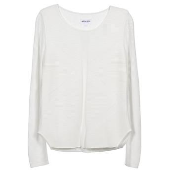 vaatteet Naiset Neulepusero American Retro GEMMA White