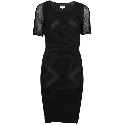 vaatteet Naiset Lyhyt mekko American Retro GEMMA LO Black