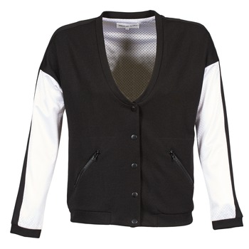 vaatteet Naiset Pusakka American Retro CHARONNE Black / White