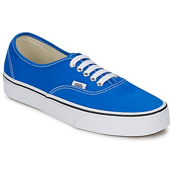kengät Matalavartiset tennarit Vans AUTHENTIC Blue / White