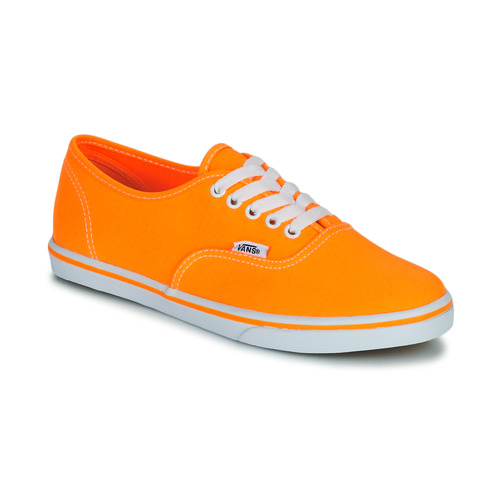 kengät Naiset Matalavartiset tennarit Vans AUTHENTIC LO PRO Orange