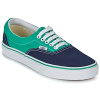 kengät Matalavartiset tennarit Vans ERA Blue / Green