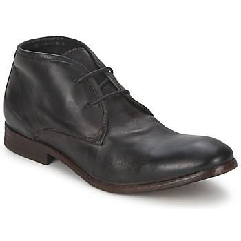 kengät Miehet Bootsit Hudson CRUISE Black