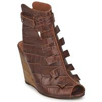 kengät Naiset Sandaalit ja avokkaat Dkode THYONE COGNAC