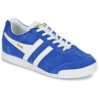 kengät Naiset Matalavartiset tennarit Gola HARRIER Blue / White