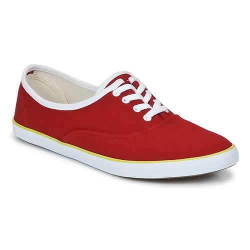 kengät Naiset Matalavartiset tennarit Veja DERBY Red