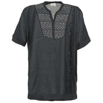 vaatteet Naiset Topit / Puserot Oxbow CRISENA Musta