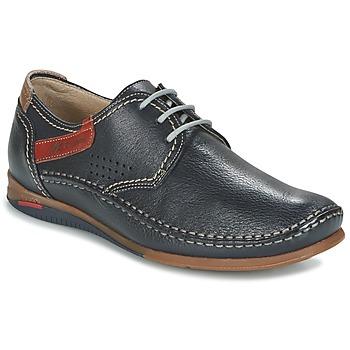 kengät Miehet Derby-kengät Fluchos CATAMARAN Laivastonsininen