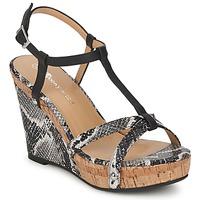 kengät Naiset Sandaalit ja avokkaat Moony Mood NILO Black