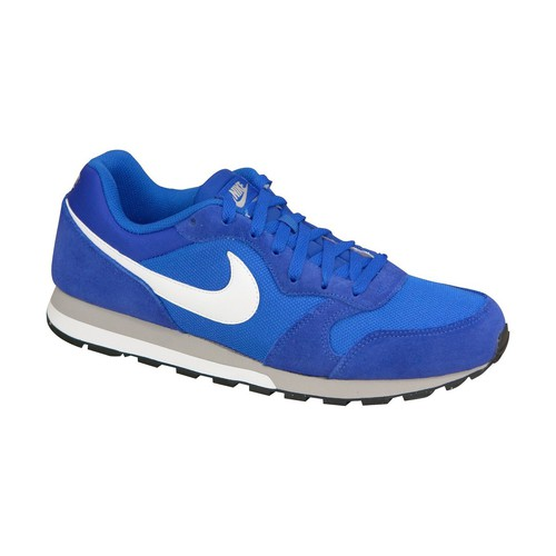 kengät Miehet Matalavartiset tennarit Nike MD Runner II 749794-411 Blue