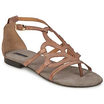 kengät Naiset Sandaalit ja avokkaat Belmondo BETSABEA Cuivré
