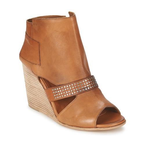 kengät Naiset Nilkkurit OXS SPORT-320 Brown