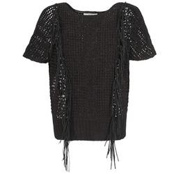 vaatteet Naiset Neulepusero Gaudi SILENE Black
