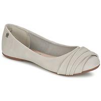 kengät Naiset Balleriinat Refresh SHANNON Grey