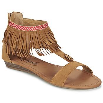 kengät Naiset Sandaalit ja avokkaat Refresh CONNELL CAMEL