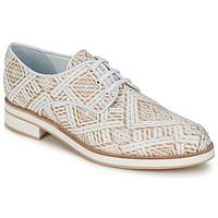 kengät Naiset Derby-kengät Stéphane Kelian HUNA 7 White