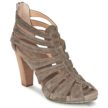 kengät Naiset Sandaalit ja avokkaat Janet Sport RILLAMA Grey