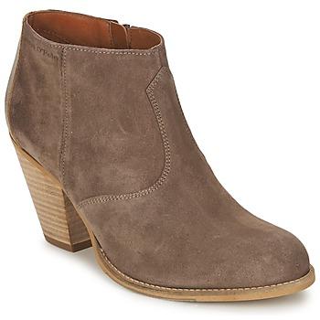 kengät Naiset Nilkkurit Marc O'Polo  Brown