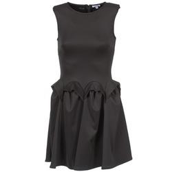 vaatteet Naiset Lyhyt mekko Brigitte Bardot BB44204 Black