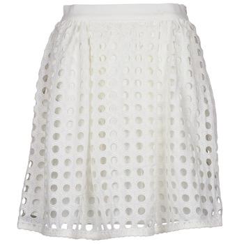 vaatteet Naiset Hame Brigitte Bardot BB44196 White