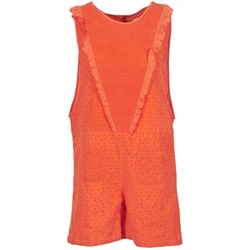 vaatteet Naiset Jumpsuits / Haalarit Brigitte Bardot BB44084 Corail