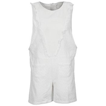 vaatteet Naiset Jumpsuits / Haalarit Brigitte Bardot BB44084 Valkoinen
