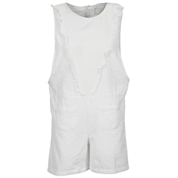 vaatteet Naiset Jumpsuits / Haalarit Brigitte Bardot BB44084 White