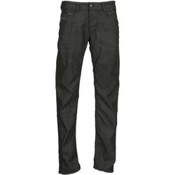 vaatteet Miehet Slim-farkut Diesel BELTHER Black