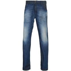 vaatteet Miehet Slim-farkut Diesel KRAYVER Blue