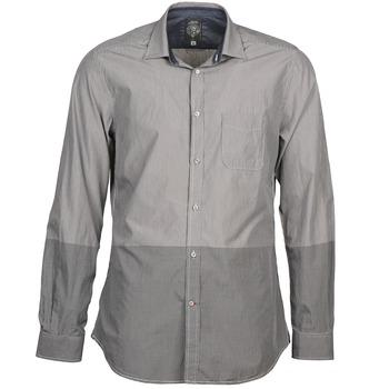 vaatteet Miehet Pitkähihainen paitapusero Diesel SAUSAN Grey