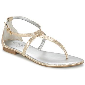 kengät Naiset Sandaalit ja avokkaat JB Martin FAKIRI Platinum