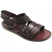 kengät Naiset Sandaalit ja avokkaat Gianluca - L'artigiano Del Cuoio 508 D MORO CUOIO Testa di Moro