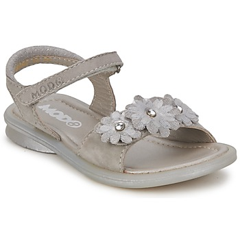 kengät Tytöt Sandaalit ja avokkaat Mod'8 JUKA Hopea