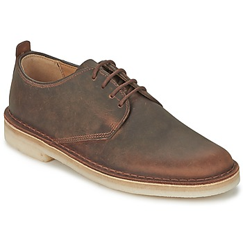 kengät Miehet Derby-kengät Clarks DESERT LONDON Brown