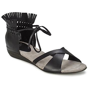 kengät Naiset Sandaalit ja avokkaat Fru.it TRIVENTA Black