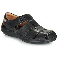 kengät Miehet Sandaalit ja avokkaat Pikolinos TARIFA 06J Black