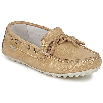 kengät Tytöt Mokkasiinit Garvalin KIOWA JUVENIL Gold