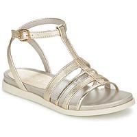 kengät Naiset Sandaalit ja avokkaat Unisa PY Hopea