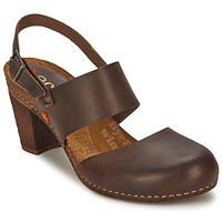 kengät Naiset Sandaalit ja avokkaat Art IMEET Brown