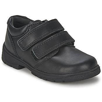 kengät Pojat Matalavartiset tennarit Start Rite ROTATE Black