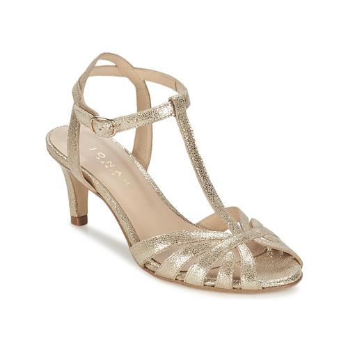 kengät Naiset Sandaalit ja avokkaat Jonak DOLIATE Platinum