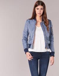 vaatteet Naiset Pusakka Schott BOMBER BY SCHOTT Grey