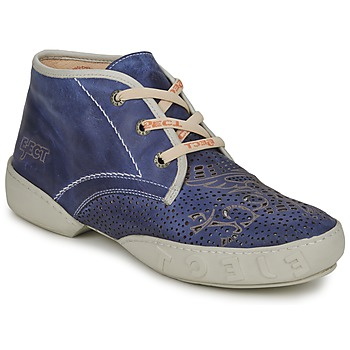 kengät Miehet Bootsit Eject SENA Sininen-Valkoinen
