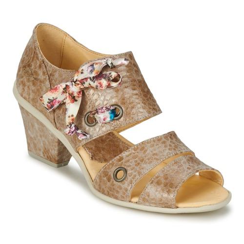 kengät Naiset Sandaalit ja avokkaat Eject LILI Beige