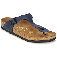 kengät Sandaalit ja avokkaat Birkenstock GIZEH Sininen