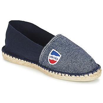 kengät Espadrillot 1789 Cala CLASSIQUE BICOLORE Laivastonsininen