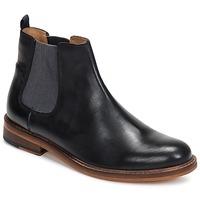 kengät Miehet Bootsit Ben Sherman DEON CHELSEA BOOT Black