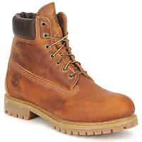 kengät Miehet Bootsit Timberland HERITAGE 6 IN PREMIUM Brown