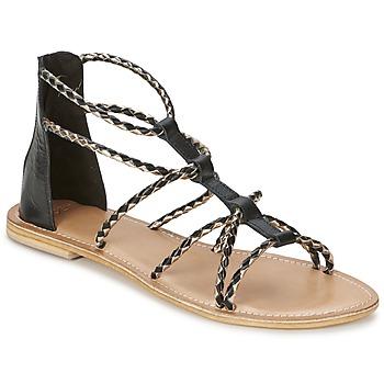 kengät Naiset Sandaalit ja avokkaat Eden MAYRA Black