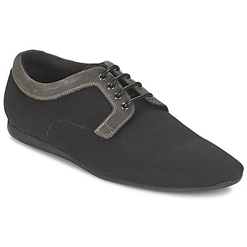 kengät Miehet Derby-kengät Schmoove FIDJI CLUB Black / Grey